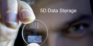 5D Data storage - Future of Data Storage