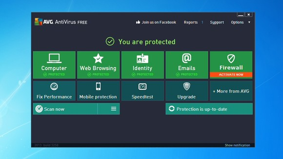 Download Best free Antivirus for windows 7 [Direct Download]
