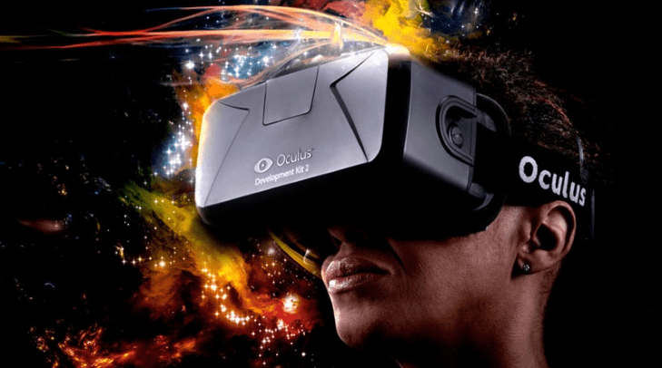 Oculus Rift Headset