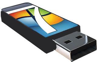 Bootable flash drive windows 7