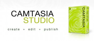 Camtasia Studio - Screen recording software