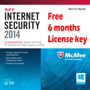 Download mcafee antivirus free trial for 6 months : Ticker chart