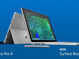 Microsoft Surfaces