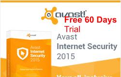 Avast 2 months Free