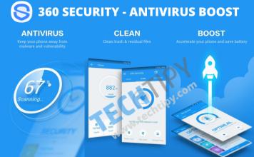 360 Antivirus - Security boost