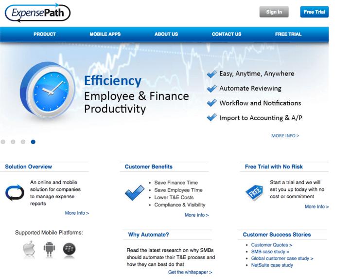 ExpensePath App
