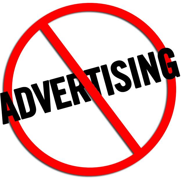 No Internet Ads 2016