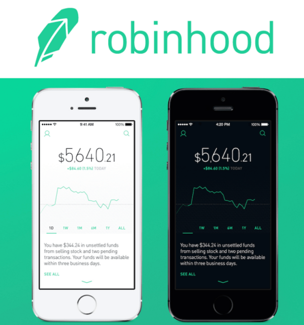 Robinhood - Open Source Investment App