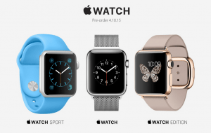 Wearable Apple Smart Watches