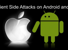 Client Side Attacks on Android and iOS