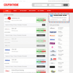 couponpress coupon theme for wordpress