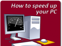 How to speed up old PC for Free